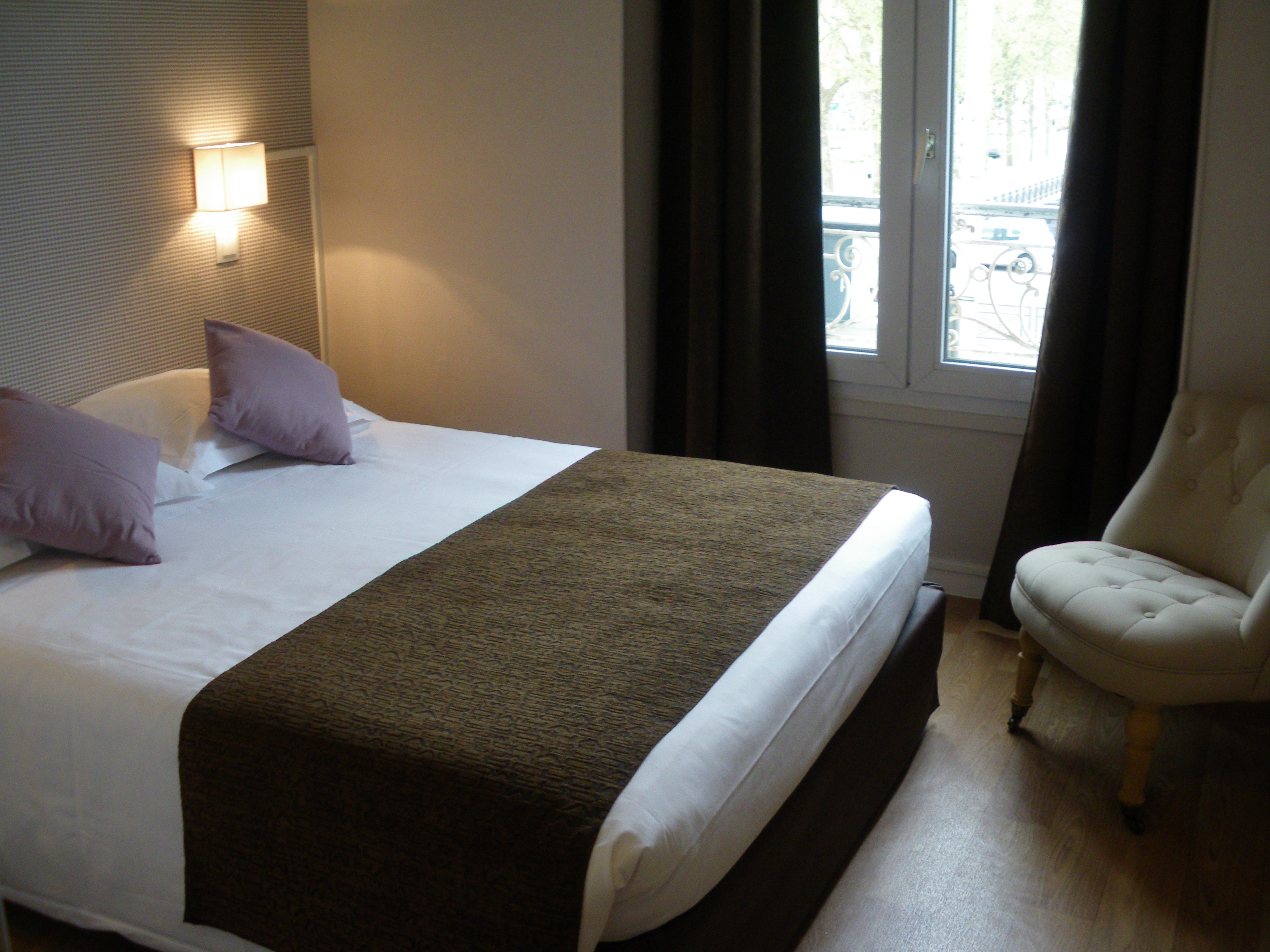 Chambre Double Hotel Le Royalty Angers