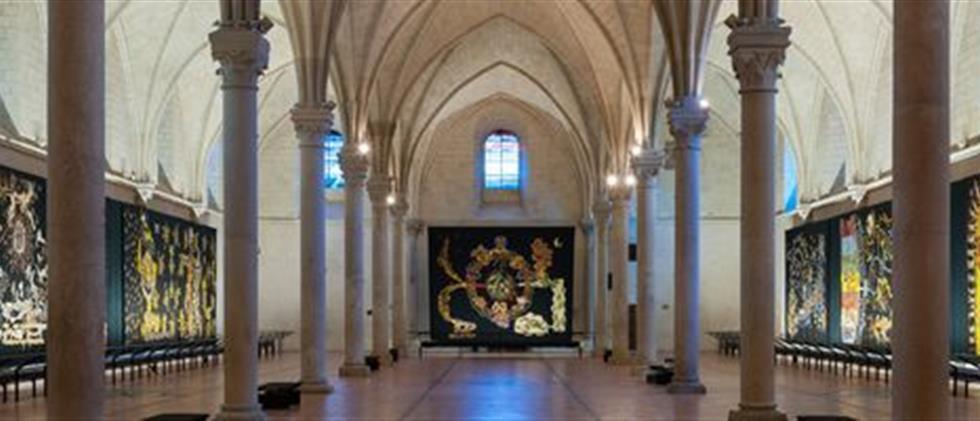Musee Jean Lucat Et De La Tapisserie Contemporaine Angers 10 06 17